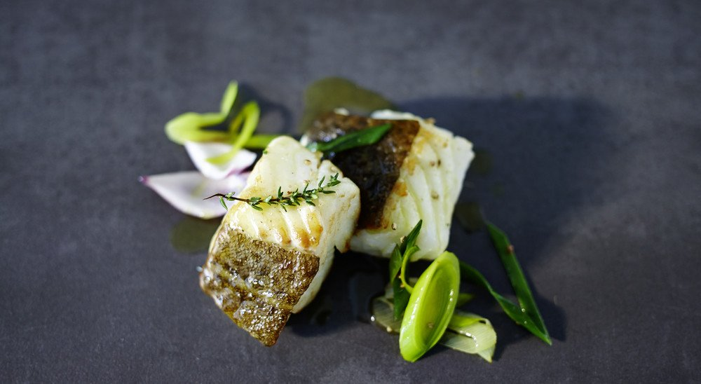 Codfish - Loin (with skin)
