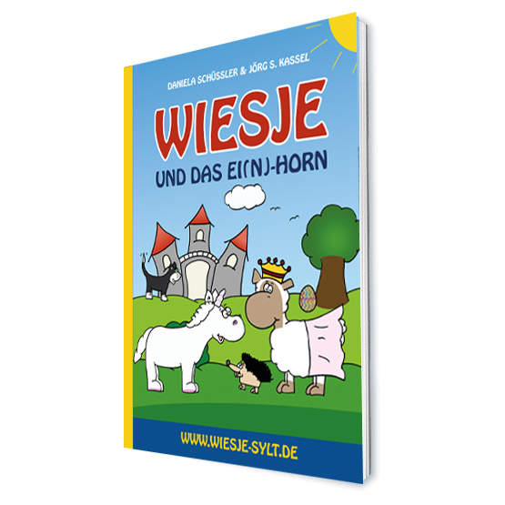 Wiesje und das Ei(n)-Horn