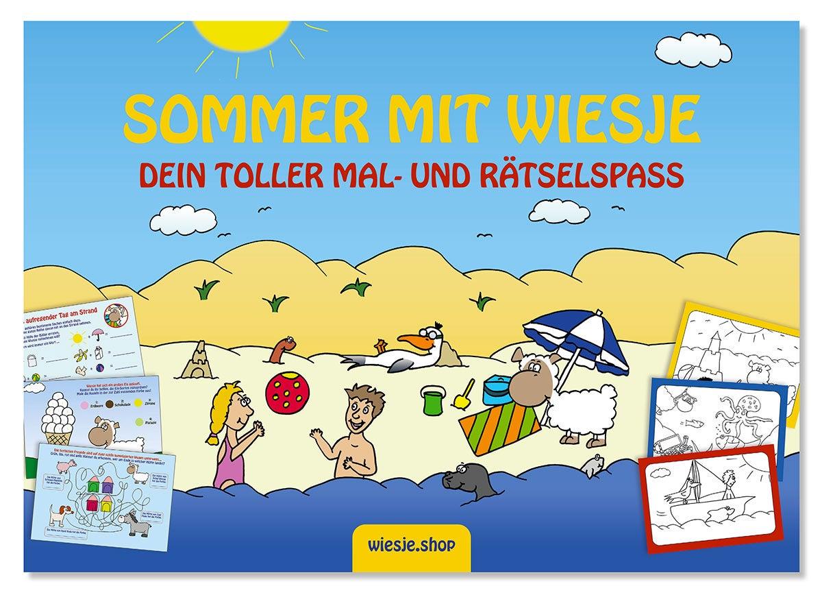 Wiesjes großes Sommer-Paket