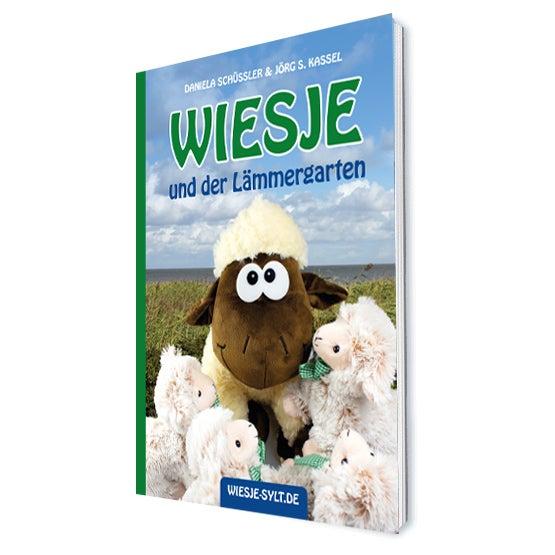 Wiesje und der Lämmergarten - Kinderbuch DIN A5