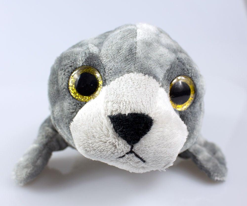 Wiesje und das Hörnchen-Schwinden + Plüsch-Seehund