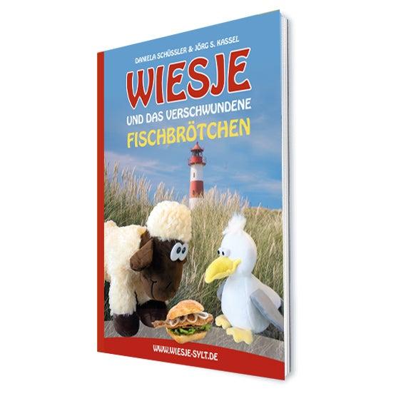 Wiesje und das verschwundene Fischbrötchen - Kinderbuch DIN A5 Kopie
