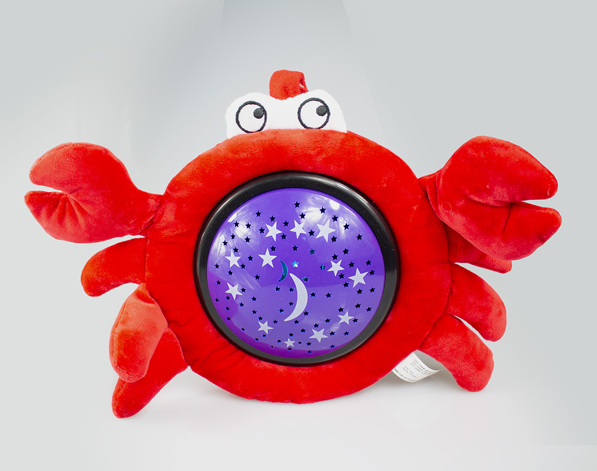 Gute Nacht, Wiesje! Buch + Nachtlicht Krabbe