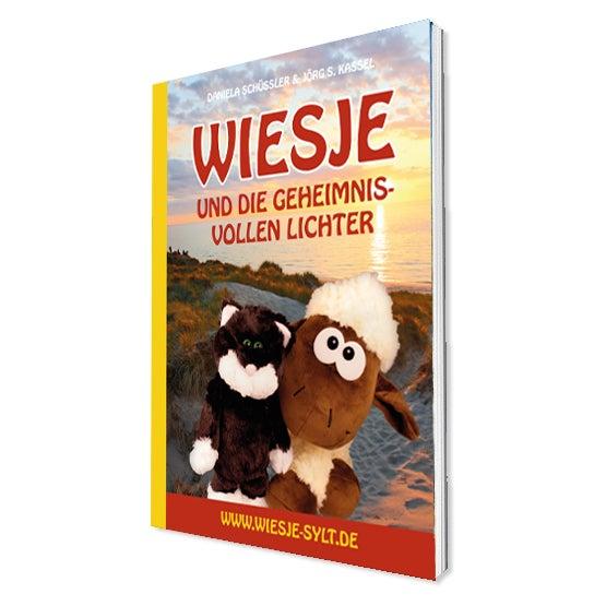 Wiesje und die geheimnisvollen Lichter - Kinderbuch DIN A5