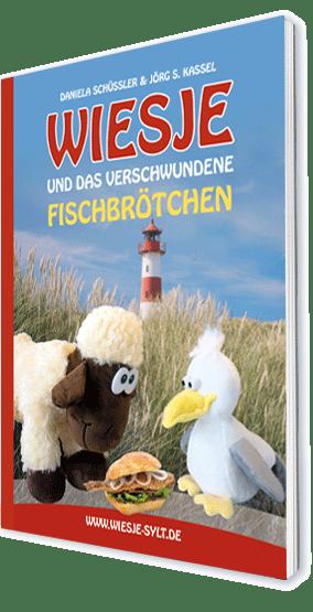 Wiesje und das verschwundene Fischbrötchen - Kinderbuch DIN A5