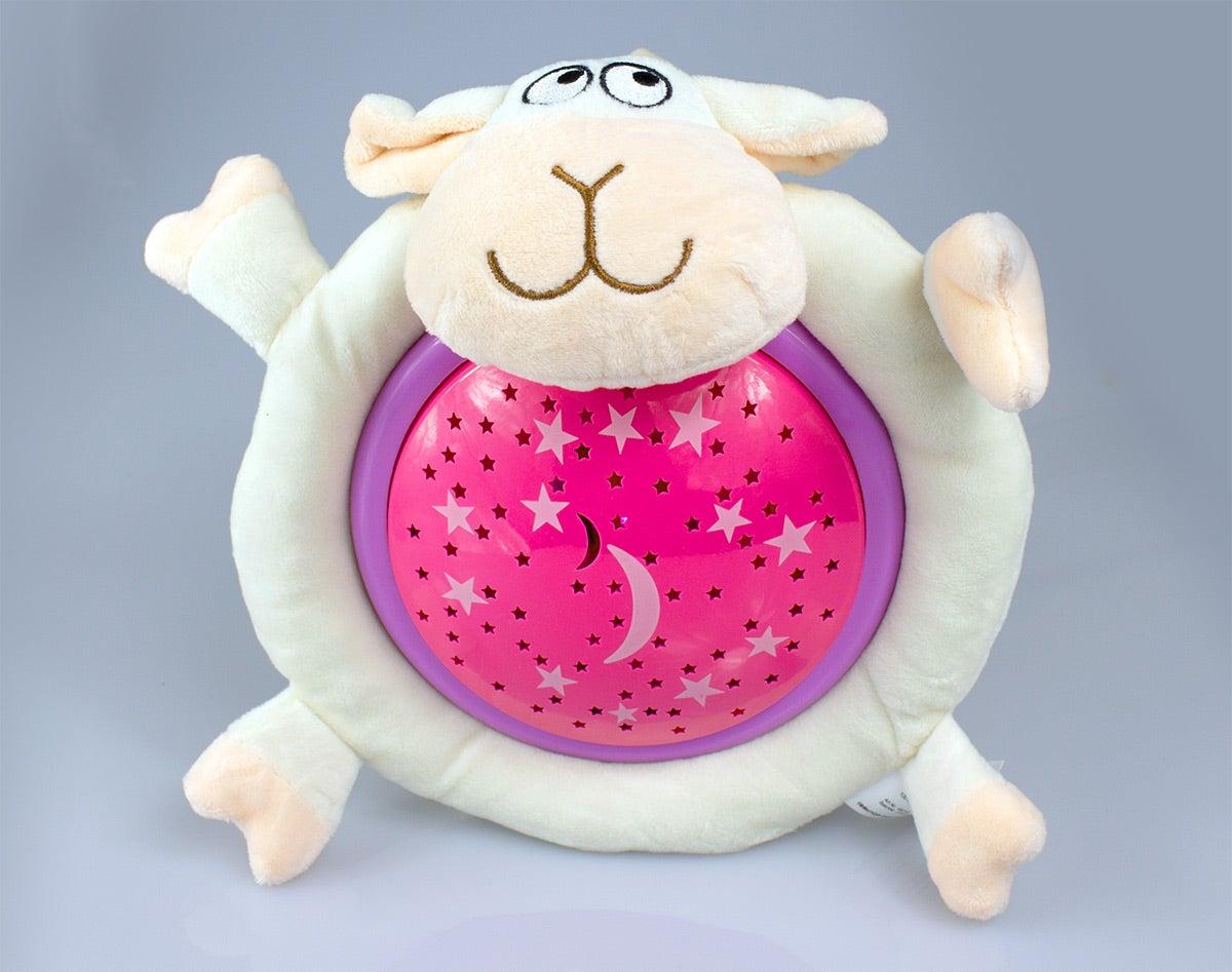 Gute Nacht, Wiesje! Buch + Nachtlicht Schaf