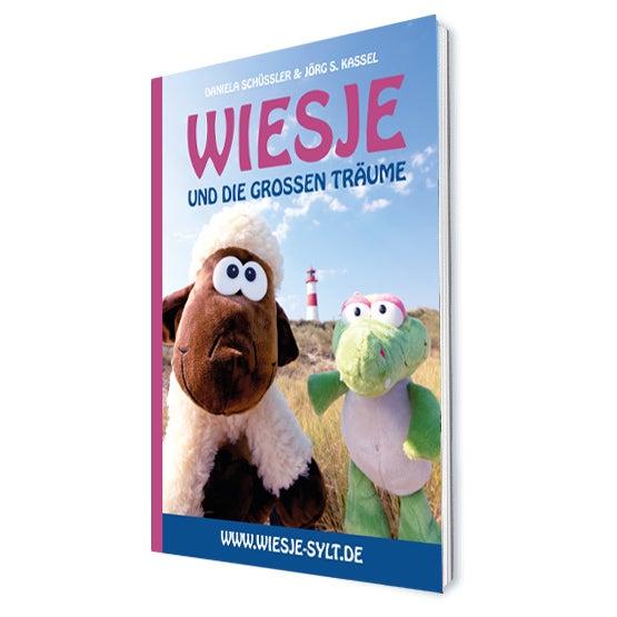 Wiesje und die großen Träume - Kinderbuch DIN A5