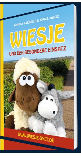 Wiesje und der besondere Einsatz + Plüschtier Esel Paul