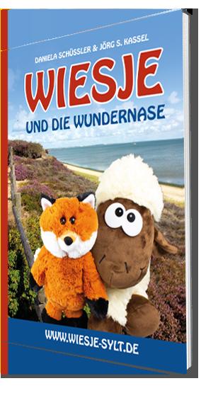 Wiesje und die Wundernase + Plüsch-Fuchs Bent