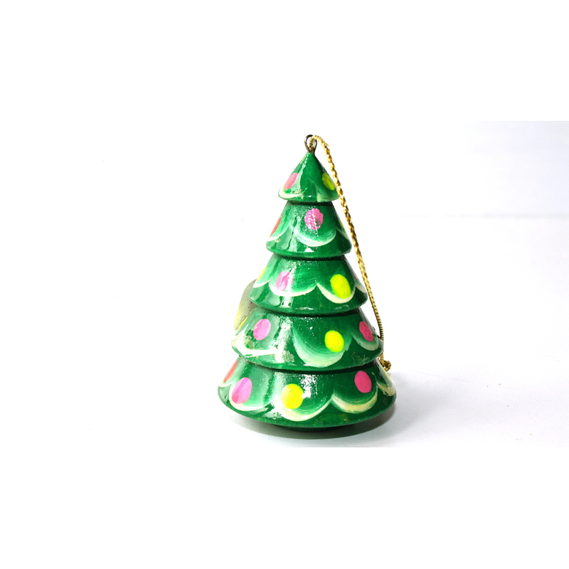 A Collection of 4 Xmas Tree Decorations