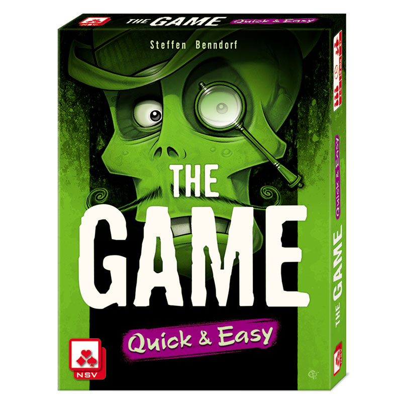 The Game quick and easy