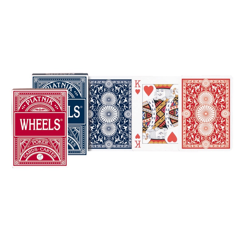 Poker Wheels Lino