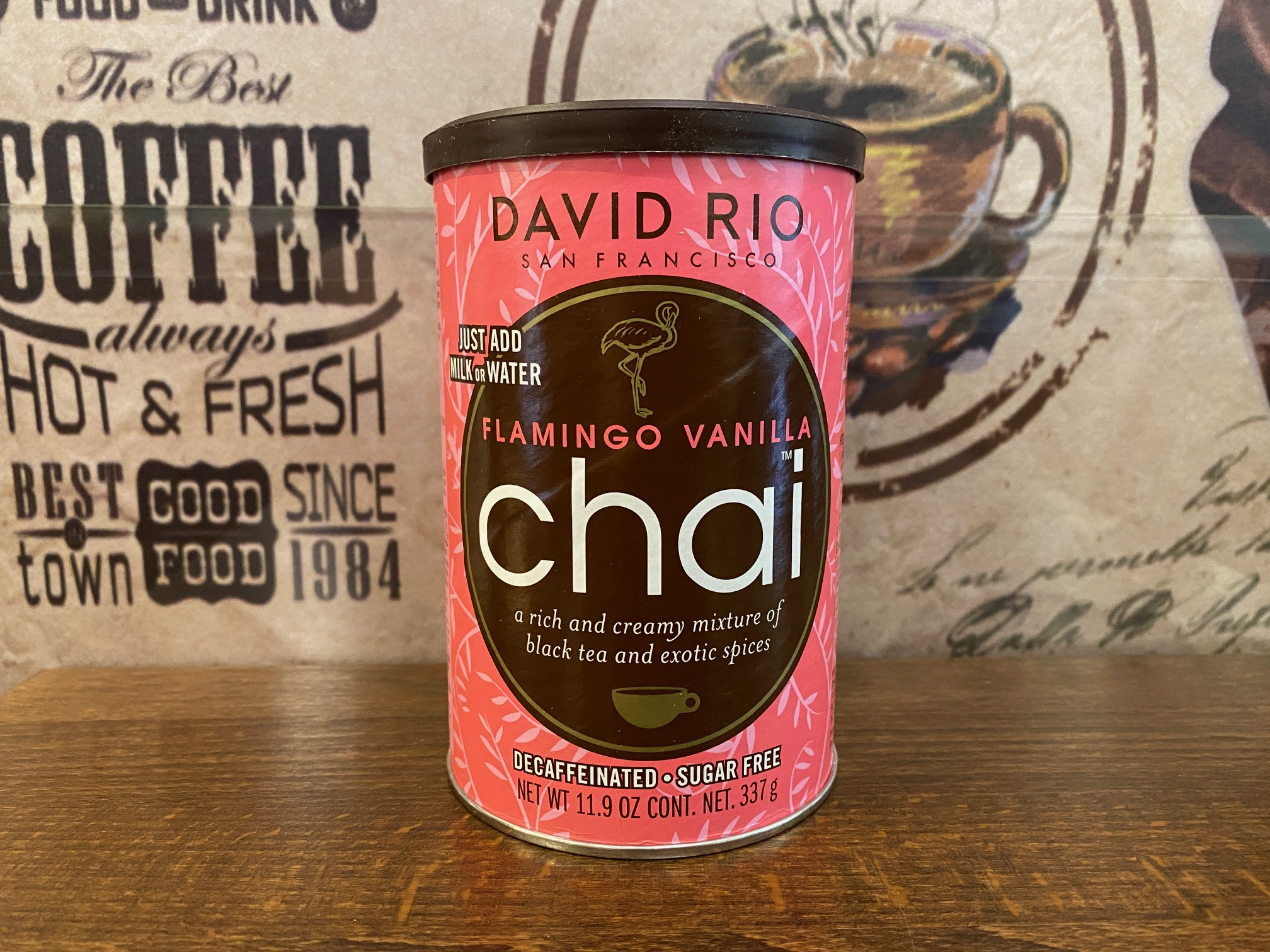 David Rio Chai – Flamingo Vanilla