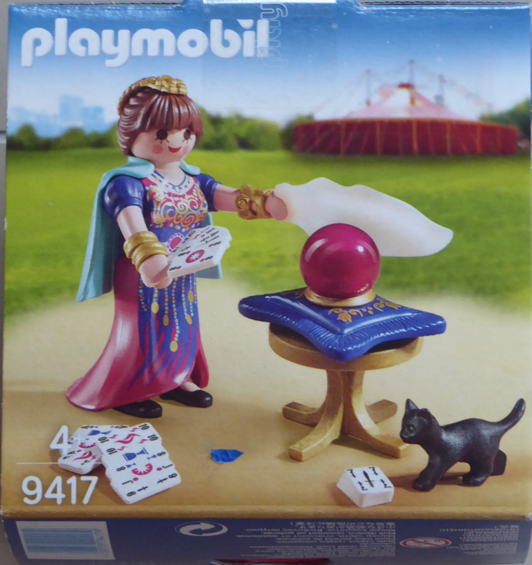 Playmobil 9417 Wahrsagerin