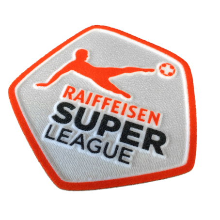 SUPER LEAGUE BADGE