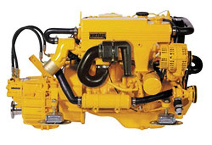 Vetus Hyundai VH4.65 Bootsdiesel 65PS mit TMC345