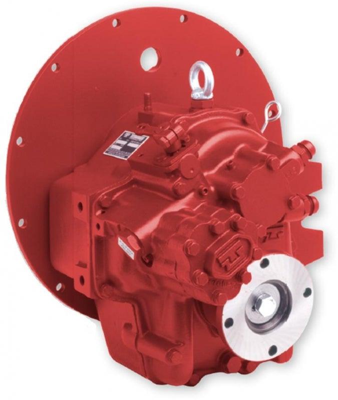 Technodrive TMC93A hydraulisches Bootswendegetriebe