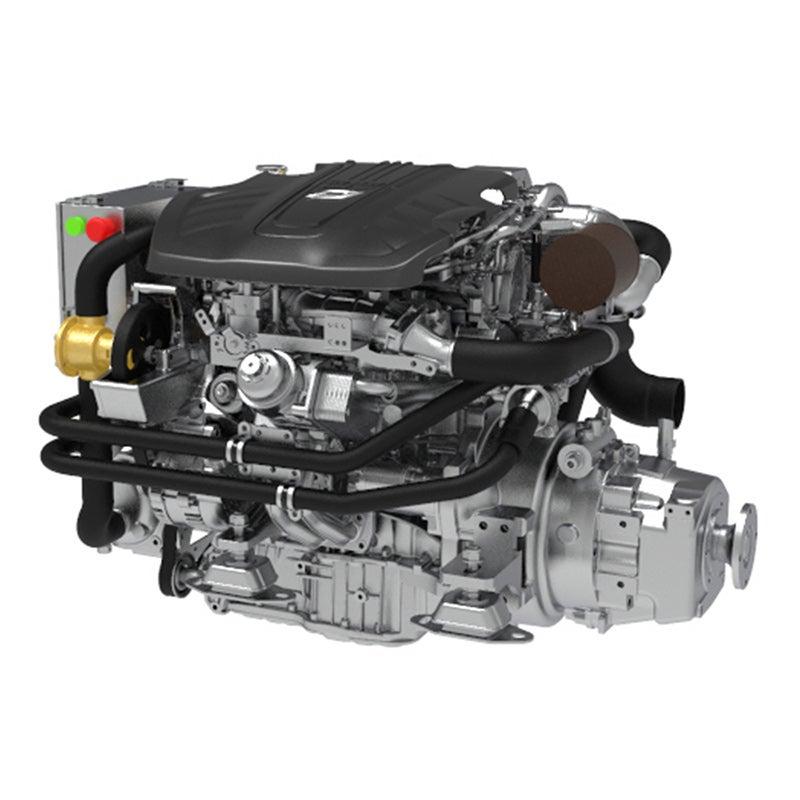 Hyundai Schiffsdiesel R200P mit Wendegetriebe