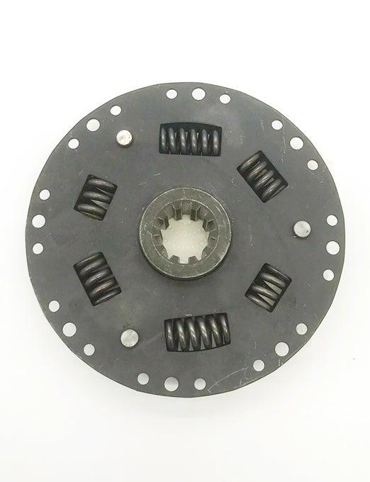 Dämpferplatte Stahl - Ø 151,5 mm - 10 Zähne