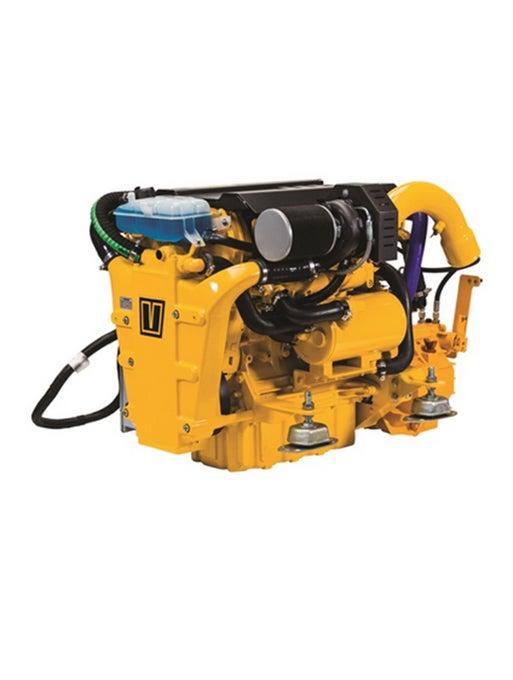 Vetus VF4.145E Bootsmotor 145PS mit TM345 Getriebe