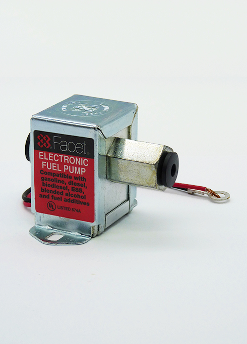 Elektronische Kraftstoffpumpe Facet für Solé
