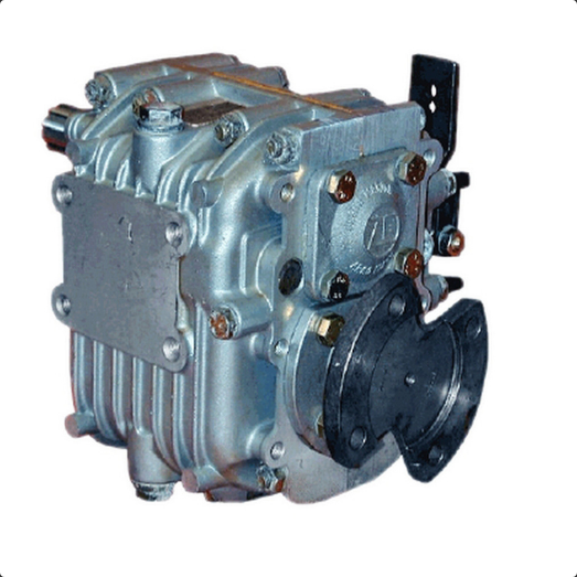 ZF mechanisches Getriebe 12M