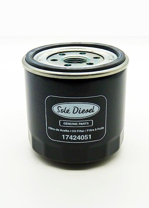 Solé Diesel - Ölfilter - 17424051 Mini 74