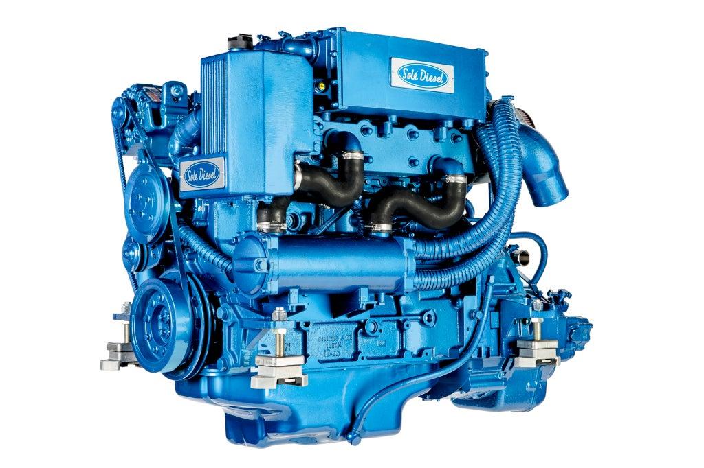 Solé SDZ-165 Marinediesel - 160PS