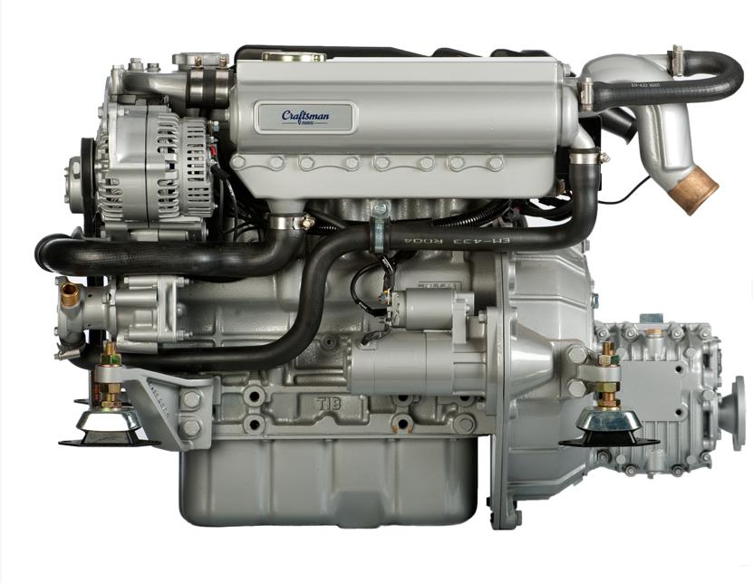 Craftsman - CM4.42 - mit Wendegetriebe - 42 PS