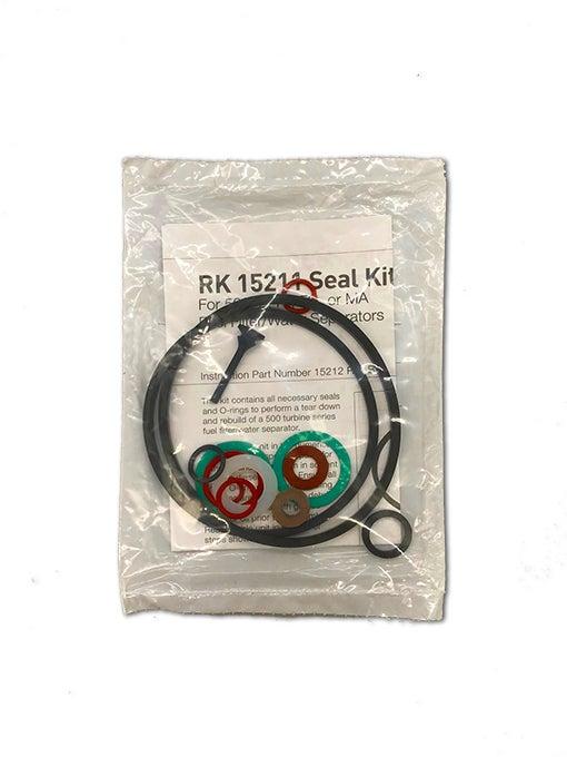 Parker Racor Dichtungssatz RK15211 für Filter 500er SerieSerie