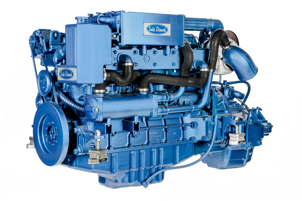 Solé SDZ-280 Marinediesel - 272PS