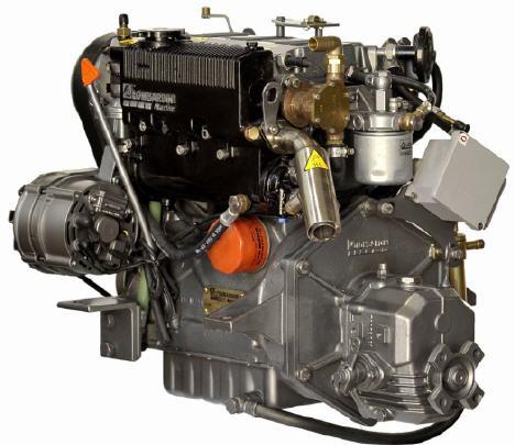 Lombardini LDW 1003M - 29PS