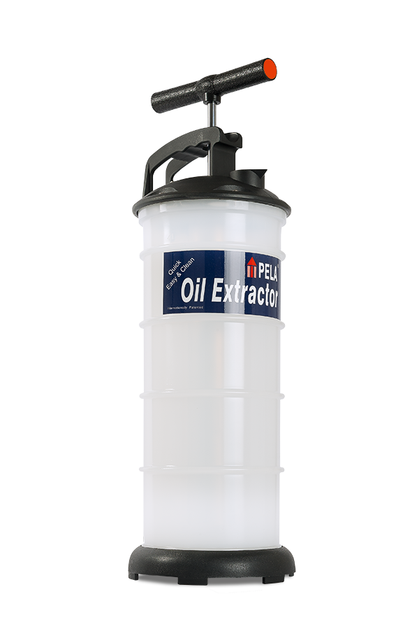 Pela 400 - Manuelle Ölsaugpumpe