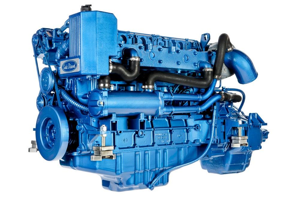 Solé SDZ 205 Marinediesel - 197PS Turbo-Diesel Intercooler