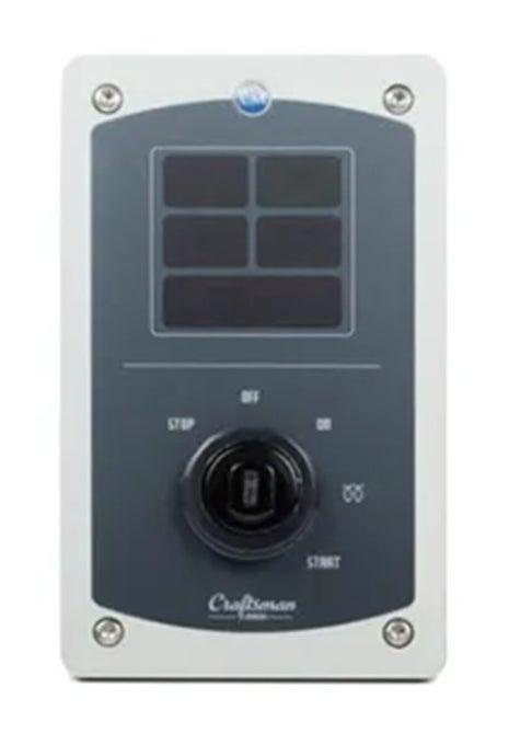 Craftsman Bootsdiesel CM2.16 mit Saildrive 16 PS