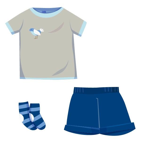 ❀ Sommer Outfit ❀ Jungen Kleidung ★ klassisch