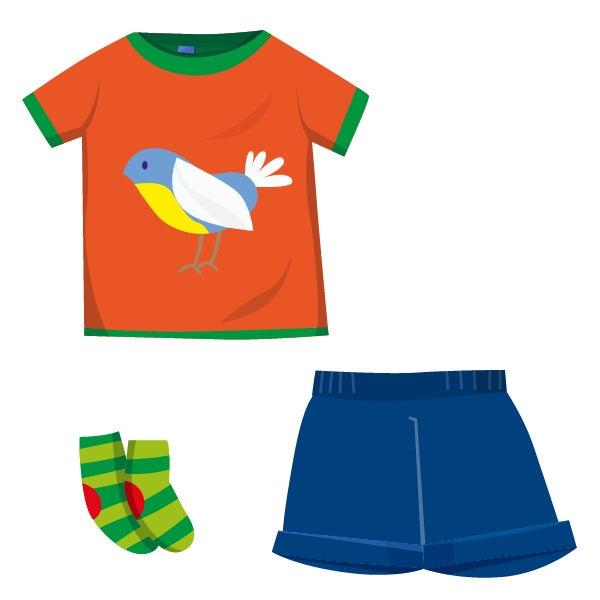 ❀ Sommer Outfit ❀ Jungen Kleidung ★ bunt