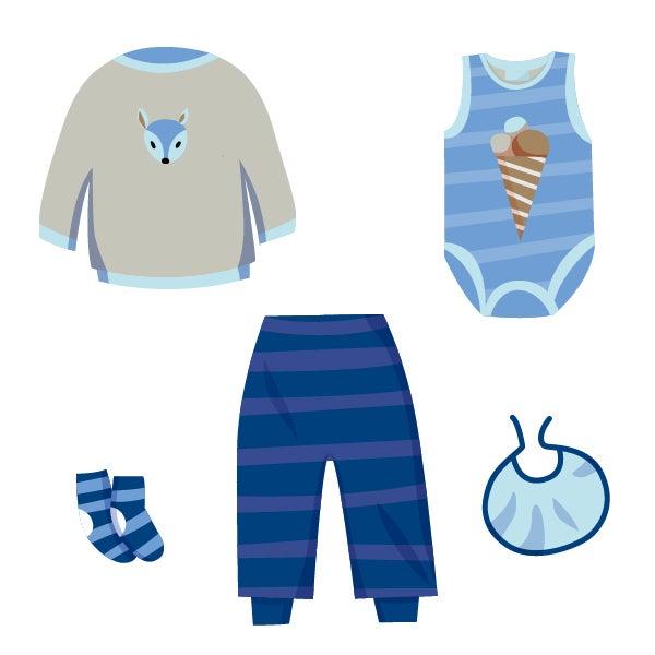 ❀ Sommer Outfit ❀ Baby Jungen Kleidung ★ klassisch