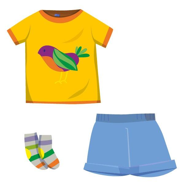 ❀ Sommer Outfit ❀ Mädchen Kleidung ★ bunt