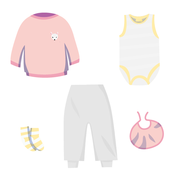❀ Sommer Outfit ❀ Baby Mädchen Kleidung ★ pastell