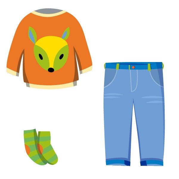 ❀ milder Sommer Outfit ❀ Unisex Kleidung ★ bunt